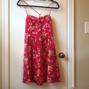 Floral sundress from AEO.